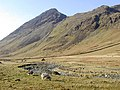 Yewbarrow and Dorehead from Mosedale - geograph.org.uk - 765098.jpg