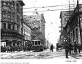 Yonge Street looking north from Queen Street, 1915.jpg