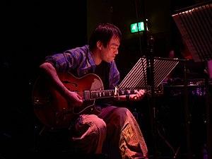 Otomo Yoshihide - Otomo Yoshihide playing live in May 2005