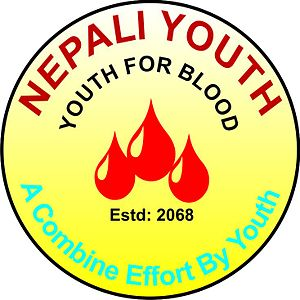 Youth For Blood logo