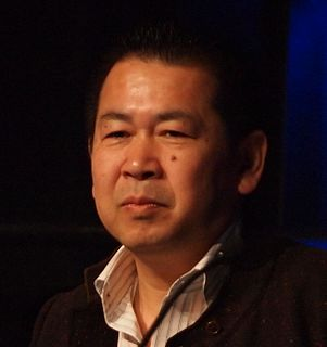 Yu Suzuki Japanese video game designer