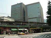 Yurakucho Station Hibiya Exit.jpg