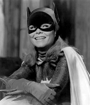 Yvonne Craig - Yvonne Craig as Batgirl in 1967