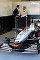 Zak Brown and Eric Boullier 2015 McLaren MP4-16A shakedown (21407227185).jpg