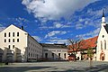Zamek w Raciborzu po remoncie (jesień 2013) 2.JPG