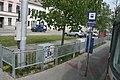 Zastávka tramvají Výstaviště - vstup G3.jpg