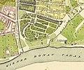 Zeichnung - Palais Althan-Pouthon mit englischem Garten - Plan- 1830.jpg