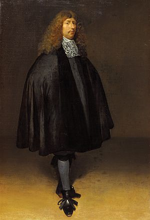 Gerard ter Borch - Image: Zelfportret by Gerard ter Borch