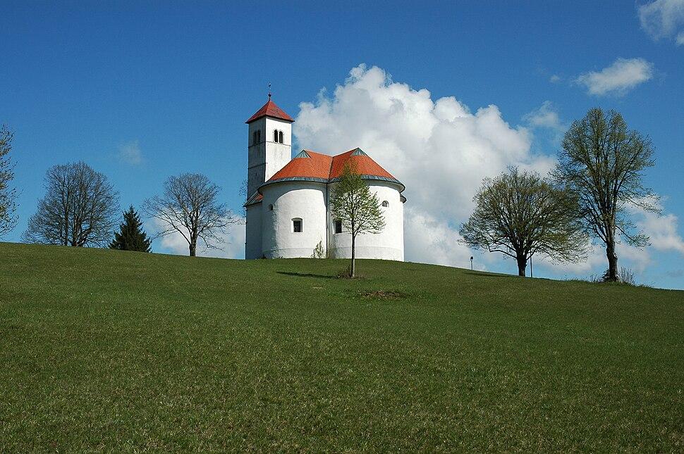 Zelse cerkev Volbenk