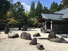 Zen garden of Kongōbu-ji 1.jpg