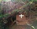 Zentralfriedhof, Vienna - Reflections and Cross IMG-20171004-WA0005.jpg