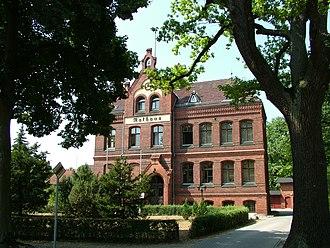 Zeuthen - Town hall