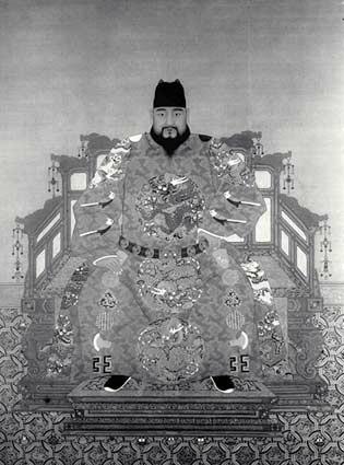 Zhengtong Emperor