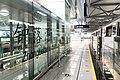 Zhongluotan Station Platform 1 for 2019 02.jpg