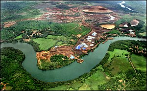 Zuari River - Image: Zuari, Goa India