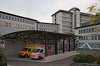 Zuerich Kantonsspital Notaufnahme.jpg