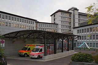 University Hospital of Zürich Hospital in Zürich, Switzerland