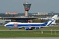 """""""AirBridgeCargo""""B-747 VP-BIK in Sheremetyevo (5034698365).jpg"""
