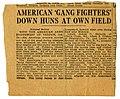 """American 'Gang Fighters' Down Huns at Own Field"" - DPLA - d8b7581dd82cd2a78e2ea50d15b2df54.jpg"