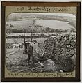 """Irish Country Life. Knocking whins for horses, Glenshesk, C Antrim"" (2882745795).jpg"