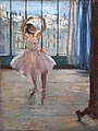 """La Danseuse dans l'atelier du photographe"" d'E. Degas (Fondation Louis Vuitton, Paris) (31113108363).jpg"