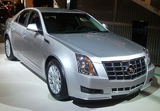 Cadillac CTS - 2012 Cadillac CTS sedan