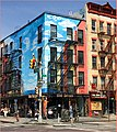 'Corner of 1st Avenue and East 9th Manhattan' (NY) April 2016 (26808233471).jpg