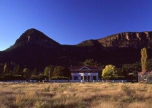 Glen Davis, New South Wales - Image: (1)Glen Davis 2