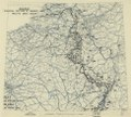 (January 15, 1945), HQ Twelfth Army Group situation map. LOC 2004630318.tif