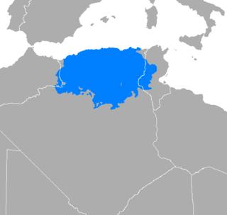 Algerian Arabic Maghrebi dialect of the Arabic language spoken in Algeria