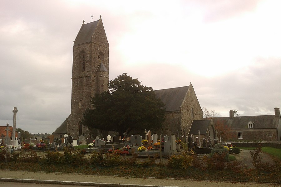 Église Notre-Dame-et-Sainte-Barbe de Savigny