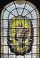 Église Saint-Sulpice - Paris - Baie 200 - Vitrail de l'Ascension de Notre Seigneur.JPG
