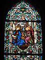 Étréaupont (Aisne) église Saint-Martin, vitrail 11.JPG