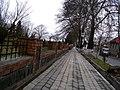 Şəhər Parki -City Park and road- www.Qaxlilar.tk - panoramio.jpg
