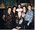 Анатолий Дорофеев и его сёстры. Москва 1997.jpg