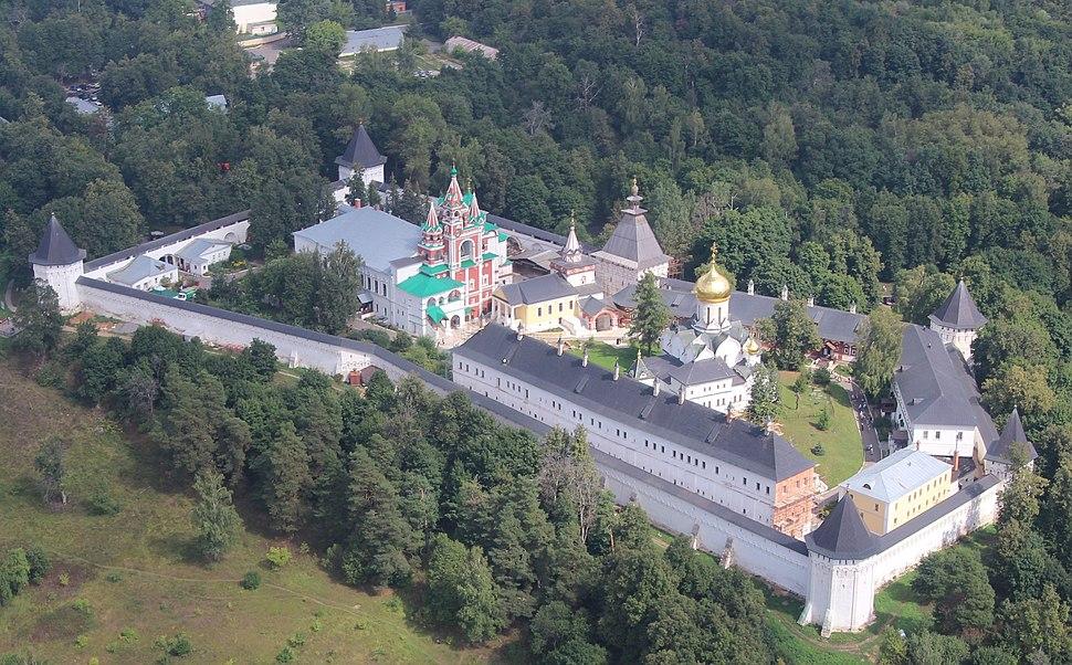 Ансамбль Саввино-Сторожевского монастыря с разных сторон 2 Саввинская слобода, Звенигород, Московская область