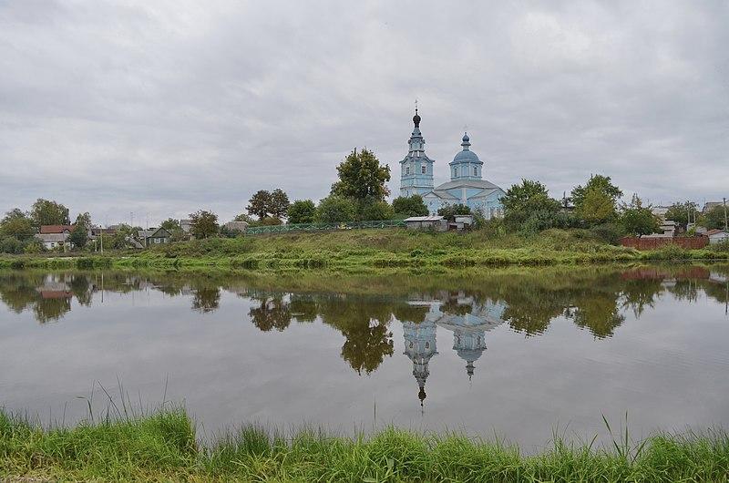 Михайлівська церква (Боярка, Київська область). Автор фото — Іван Биков, ліцензія CC-BY-SA-4.0