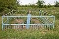 Братська могила 2 радянських воїнів, загиблих в 1941 р. Околиці села Білолісся.jpg