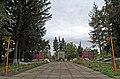 Братська могила 928 воїнів Радянської Армії, загиблих при звільненні Вороновиці DSC 1771.JPG