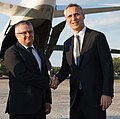 Генеральний секретар НАТО та Роман Романов.jpg