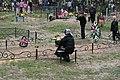 Кладбище села Солдатское на Пасху 2014 26.JPG