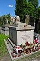 Личаківське, Гробниця, в якій похована Запольська Г., польська письменниця і драматург.jpg