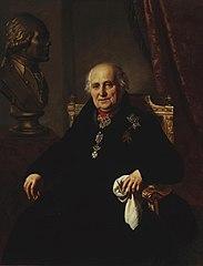 Portrait of Count Grigory Kushelev (1754-1833)