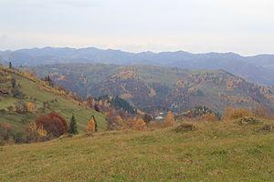 Hutsulshchyna National Park