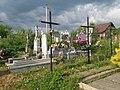 Пам'ятник жертвам тоталітарного режиму, Отинія, цвинтар.1.jpg