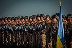 Підготовка Нацгвардії до військового параду на честь Дня Незалежності України 1276 (20299803058).jpg