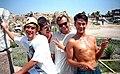 """Солисты группы """"На-На"""" в Израиле, 1993 год.jpg"""