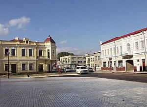 Kovel - Square in Kovel, 2002