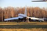 Ту-144 вид сзади. Музей гражданской авиации. Ульяновск. Ноябрь 2013 - panoramio.jpg