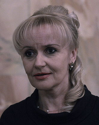 Iryna Farion - Farion in December 2009